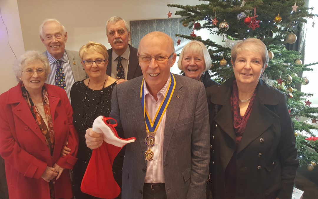 Halesowen and Rowley Regis Rotary fundraiser
