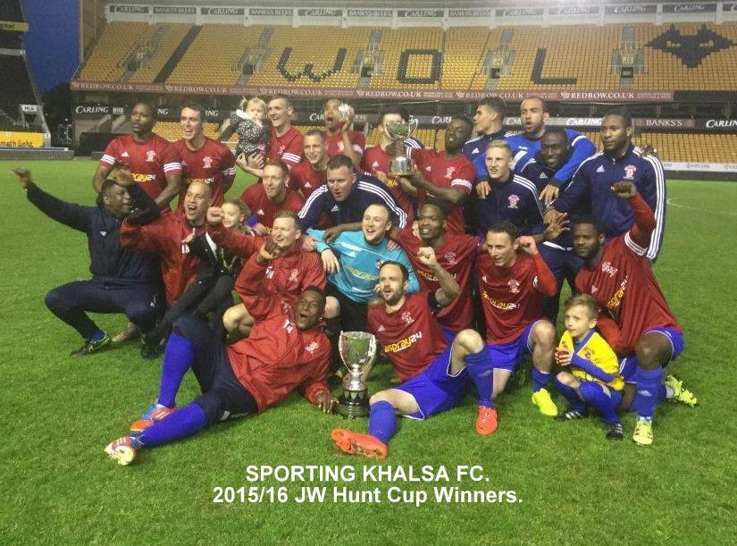 JW Hunt Cup Final
