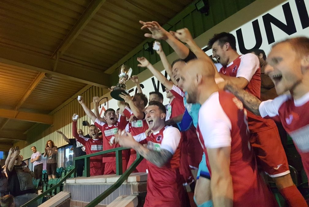 Charity football cup raises over £10k for Beacon