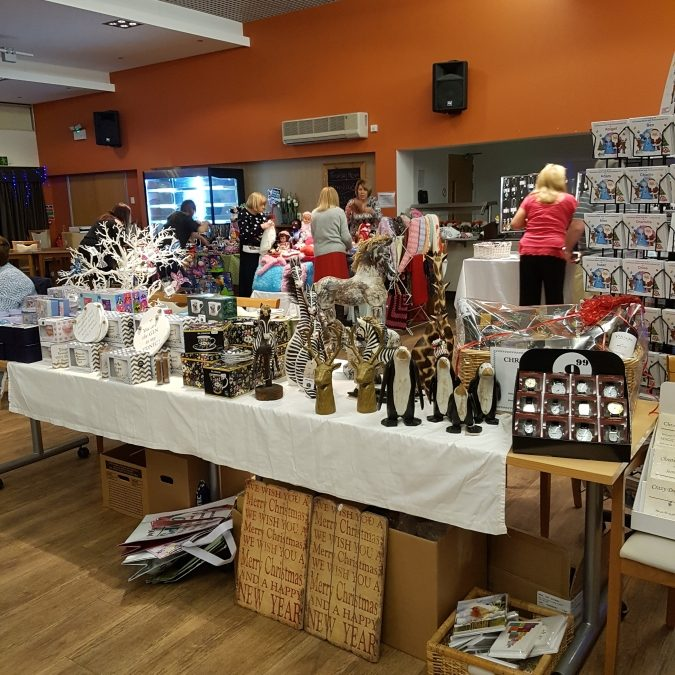 Beacon Holds Annual Christmas Fair