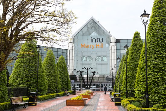 intu Merry Hill and Beacon launch visually impaired shopping support