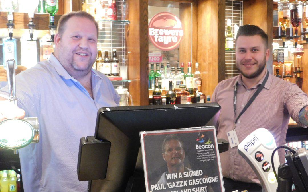 Beacon aims for Bullseye with darts marathon