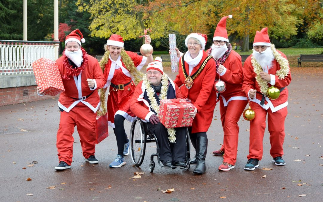 Charity Santa returns to Beacon